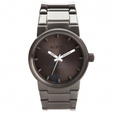 Nixon Cannon Watch - All Gunmetal