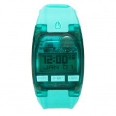 Nixon Comp S Watch - All Light Blue