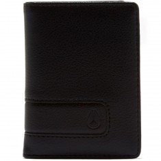 Nixon Showup Card Wallet - All Black