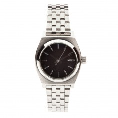 Nixon Small Time Teller Watch - Black