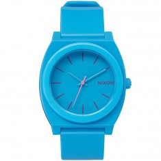 Nixon Time Teller P Watch - Bright Blue
