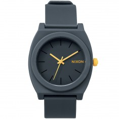 Nixon Time Teller P Watch - Matte Steel Gray