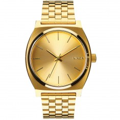 Nixon Time Teller Watch - All Gold/Gold