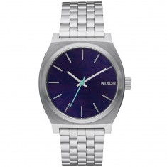 Nixon Time Teller Watch - Purple