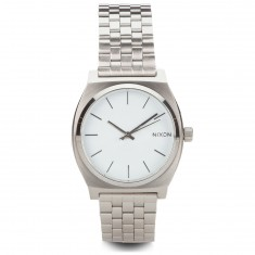 Nixon Time Teller Watch - White