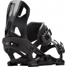 NOW Select Snowboard Bindings - Black