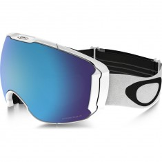 Oakley Airbrake XL Snowboard Goggles - Factory Pilot Whiteout/Prizm Sapphire