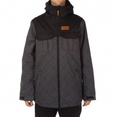 Oakley Cedar Ridge Biozone Insulated Jacket - Jet Black