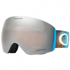 Oakley Flight Deck Snowboard Goggles - Corduroy Dreams Blue/Prizm Black