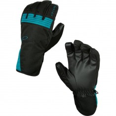 Oakley Roundhouse Short Snowboard Gloves - Jet Black