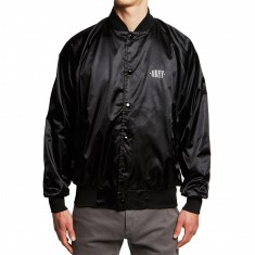 Obey I See Static Jacket - Black