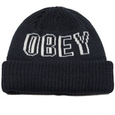 Obey Tailgate Beanie - Navy