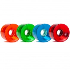 OJ Hot Juice Skateboard Wheels 60mm 78a - Candy Trans