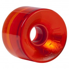 OJ Hot Juice Skateboard Wheels 60mm 78a - Trans Orange