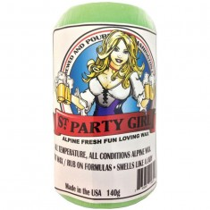 One Ball Jay St. Party Girl All Temp Snowboard Wax - 140g