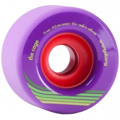 Orangatang Cage Longboard Wheels - 73mm