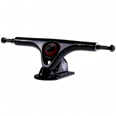 Paris 195mm Longboard Trucks - Black
