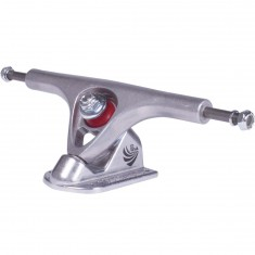 Paris 180mm Longboard Trucks - Silver V2