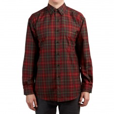 Pendleton Sir Pen Button Down Longsleeve Shirt - MacDougall