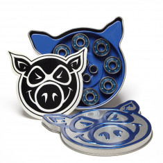 Pig Abec 3 Single Pig Skateboard Bearings