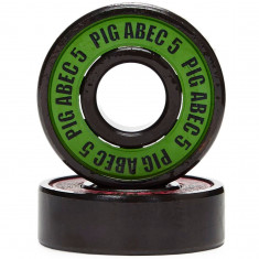 Pig Neon Skateboard Bearings