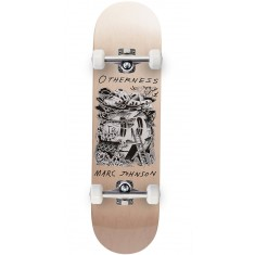 Otherness Marc Johnson By Derrick Snodgrass Skateboard Complete - 8.25""