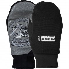 POW Every Day Mitt Snowboard Gloves - Gang