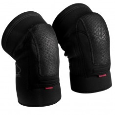 ProTec Double Down Knee Pads - Black