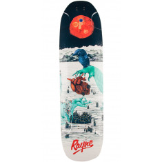 Rayne Darkside Blood Moon Longboard Deck