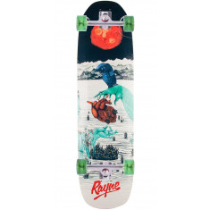Rayne Darkside Blood Moon Longboard Complete