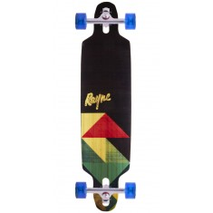 Rayne Flight V2 Geo Graphic Longboard Complete