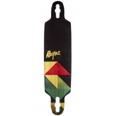 Rayne Flight V2 Geo Graphic Longboard Deck