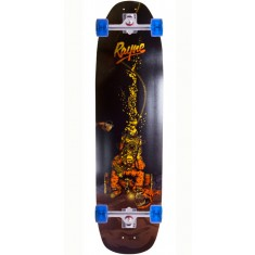 Rayne Patrick Switzer Fortune V3 Deep Sea Longboard Complete