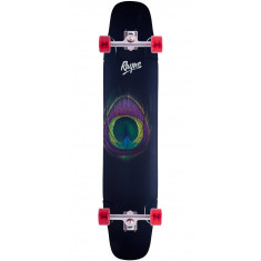 "Rayne Whip 44"" Peacock Longboard Complete"