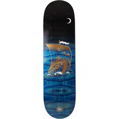 Real Davis Starboard Blue Skateboard Deck - 8.50""