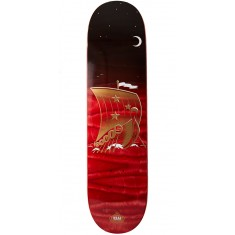 Real Davis Starboard Red Skateboard Deck - 8.06""