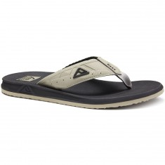 Reef Phantom II Sandals - Black/Tan