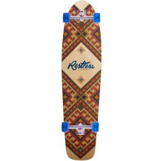 Restless Beebop Puncho Longboard Complete