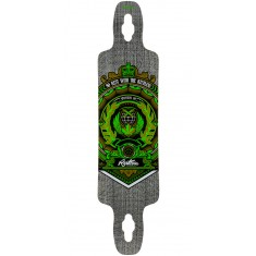 Restless Splinter 40 Crest Longboard Deck