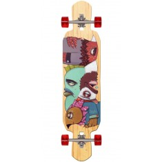 Riviera Word to the Wise Longboard Complete