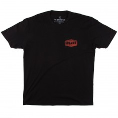 Roark Plaque T-Shirt - Black