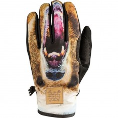 Rome Movement Snowboard Gloves - Grizzly