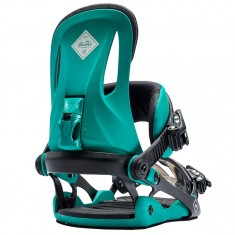 Rome Strut Womens Snowboard Bindings 2018 - Teal