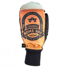 Rome Zipper Mitt Snowboard Gloves - Beer