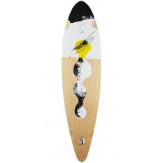 Rout After Hours 5 am Pintail Longboard Deck