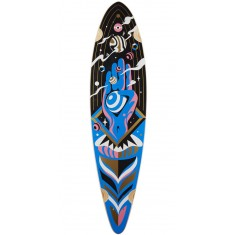 Rout The Architect Pintail Longboard Deck