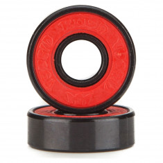 Rush Hybrid Titanium Ceramic Skateboard Bearings