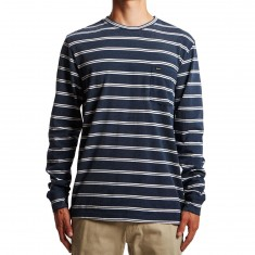 RVCA Arrow Long Sleeve T-Shirt - Federal Blue