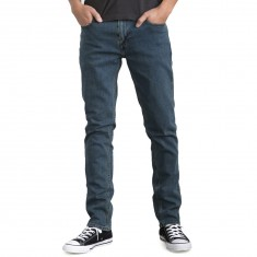 RVCA Daggers Denim Pants - Vintage Blue