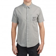 RVCA Resort Disruption Shirt - Black